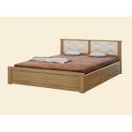 Кровати с ящиками из массива дерева