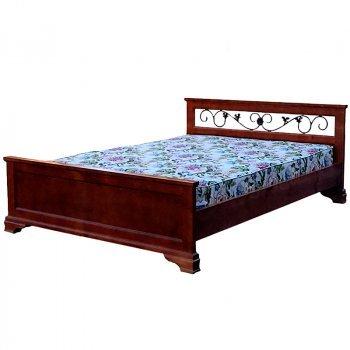 Кровать Классика с ковкой