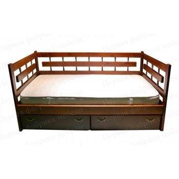 Кровать Сакура с 3-мя спинками