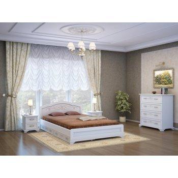 Спальня Токата с ящиками